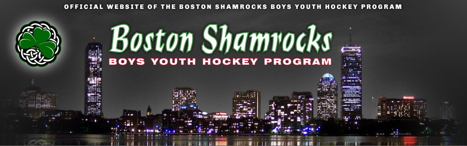 Boston Shamrocks Boys Hockey